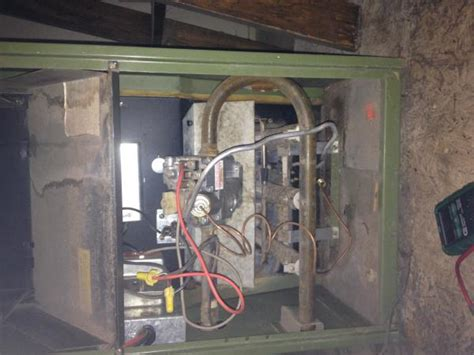 gas furnace won t light pilot light is on burners won t light doityourself com