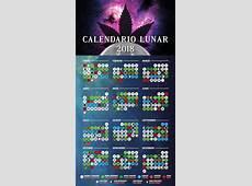 Calendario lunar de cultivo de flores Xochipilli * Red
