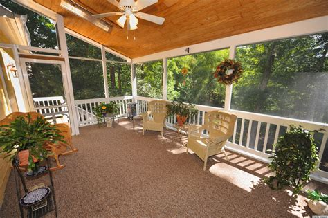 clean porch  patio screens  maximize  lounging