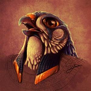 Horus by MysteryOne617 on DeviantArt