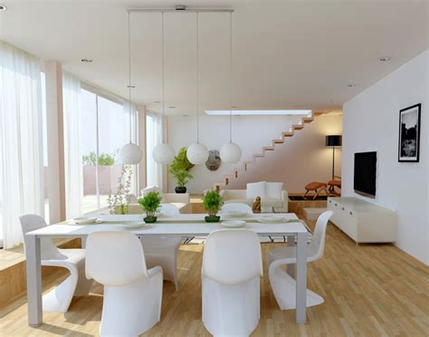 33 Wohn-esszimmer Ideen