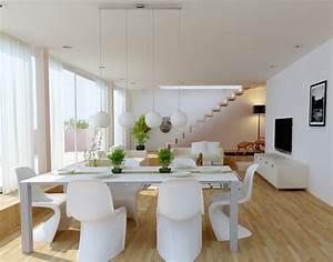 Esszimmer Einrichten Ideen : luxus wohnzimmer 33 wohn esszimmer ideen freshouse ~ Sanjose-hotels-ca.com Haus und Dekorationen