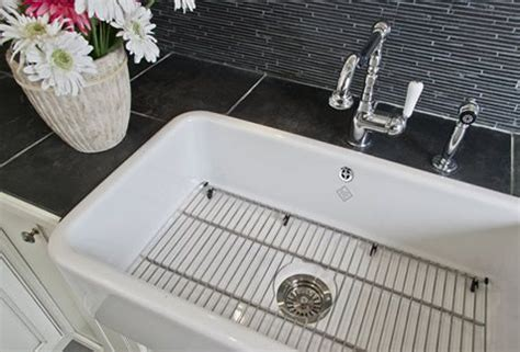 shaw farm sink grid 17 best images about kitchen sinks classic collection
