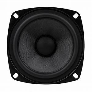 Dayton, Audio, Pc105-8, Speaker, Driver, Full, Range, 40w, 8, Ohm, 86db, 80hz, -, 15khz, U00d810, 7cm