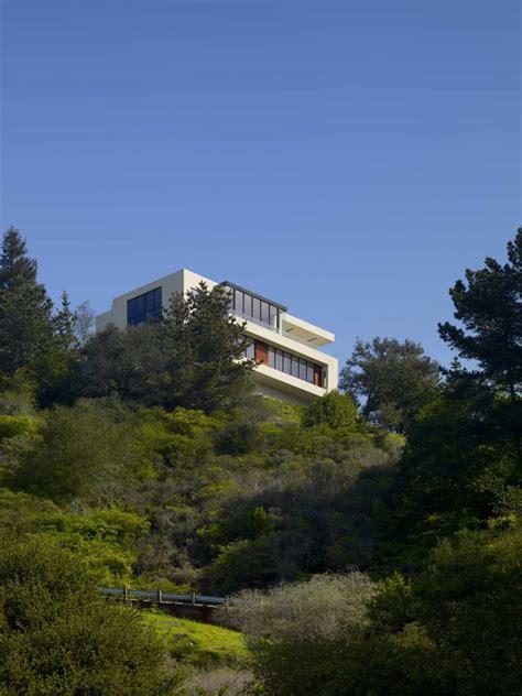 mediterranean style dream home  top  steep hill