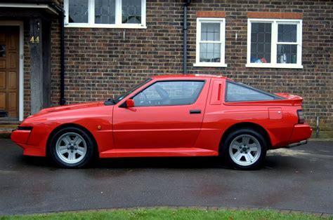 Mitsubishi Starion Turbo by 1986 Mitsubishi Starion Turbo Esi R Cars