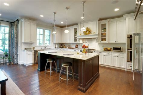 cabinet kitchen island custom doors and wine cellars at glenview haus chicago 1924