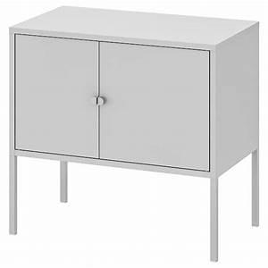 Ikea Ps Metallschrank : lixhult cabinet metal grey ikea ~ Watch28wear.com Haus und Dekorationen