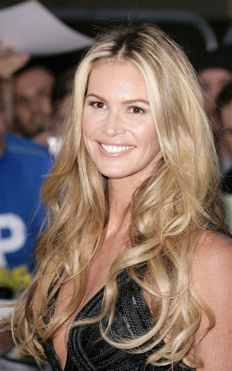 Iconic Hairstyles Elle Macpherson The Most