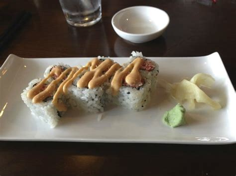 hana japanese cuisine great plate of food picture of hana japanese restaurant