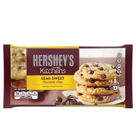 semi sweet chocolate brands hershey s semi sweet chocolate chips 12oz target