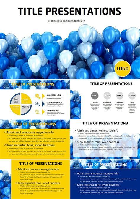 balls  celebration powerpoint templates powerpoint