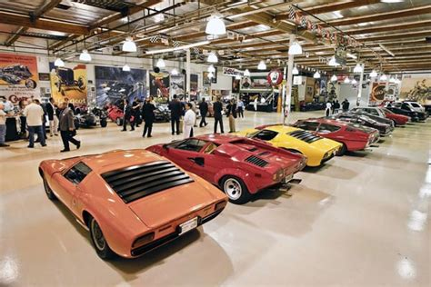 Win A Tour Of Jay Leno's Garage! » Autoguidecom News