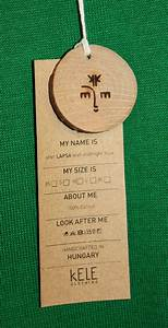 kele clothing hangtag hang tags pinterest With fashion tags and labels