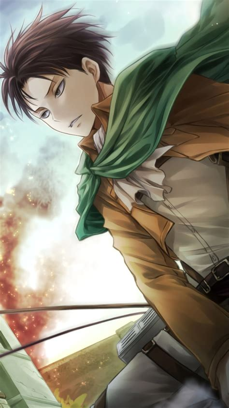 Tons of awesome attack on titan levi ackerman wallpapers to download for free. Attack on Titan HD wallpapers, Backgrounds » Page 2
