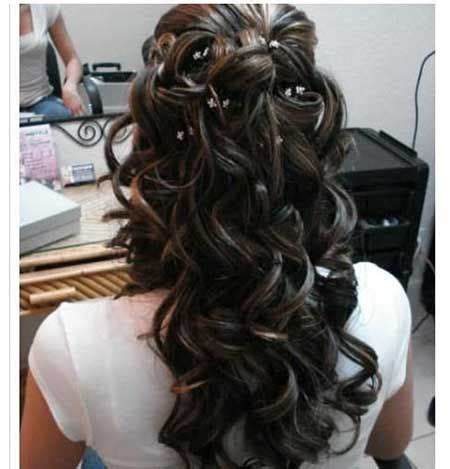 tied  formal curly hairstyle curly hairstyles