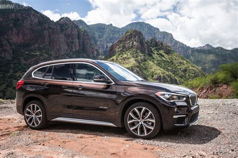 First Drive 2016 Bmw X1 Xdrive28i