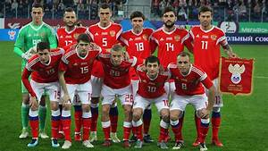 Russian footballers are the cleanest in the world – team ...