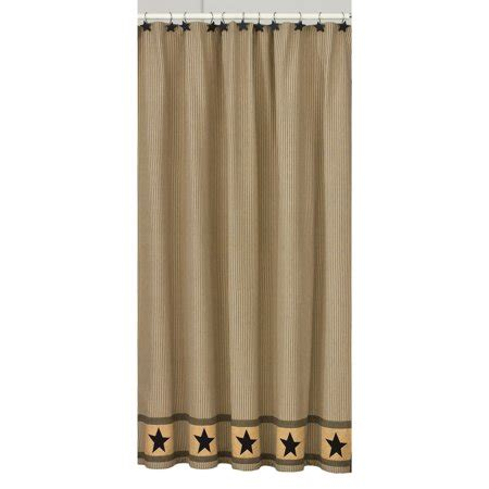 primitive shower curtains primitive shower curtain walmart