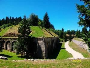 Dcouvrir Le Fort Des Rousses Haut Jura Franche Comt