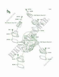Engine Mount For Kawasaki Stx