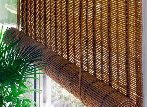 Bamboo Roman Shades, Bamboo Shades And Living Room Mitsubishi Air Curtain Singapore Blackout Window Panels 100 Polyester Curtains Dry Clean Only Tab Top Sheer Cotton Small Bathroom Silver And Pink Uk Geometric Blue American Living Modern Country