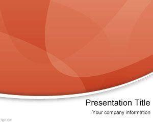 red modern powerpoint template   fresh
