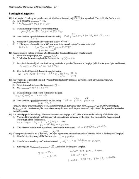 simple harmonic motion worksheet free worksheets library
