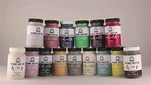 Learn How To Use FolkArt® Home Decor Chalk with Cathie and
