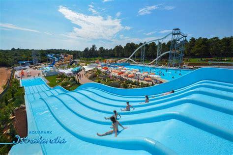 aquapark istralandia der neue wasserpark  kroatien