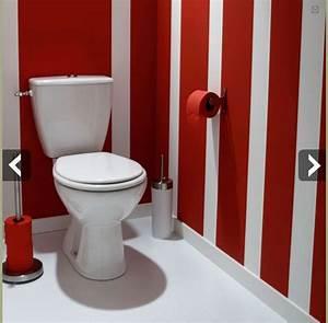 deco toilette idee et tendance pour des wc zen ou pop With quelle couleur dans les wc 8 5 idees deco pour marier plusieurs couleurs de peinture