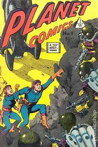 1000+ images about Comic - Planet Comics on Pinterest ...