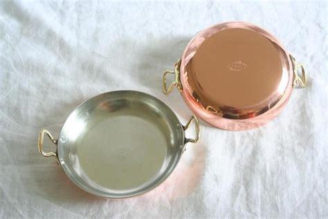 au gratin duparquet copper cookware