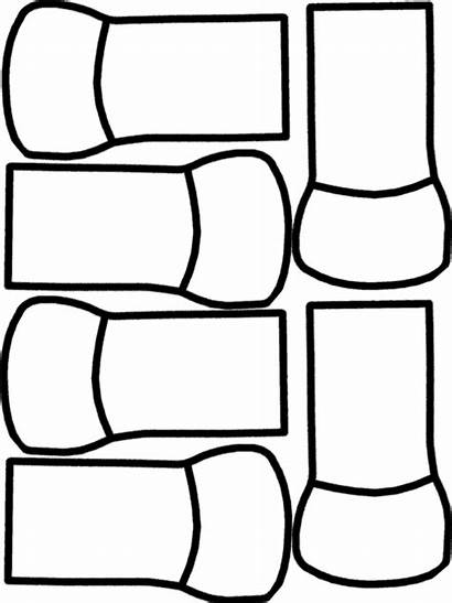Cow Template Clipart Activities Puzzle Craft Piece