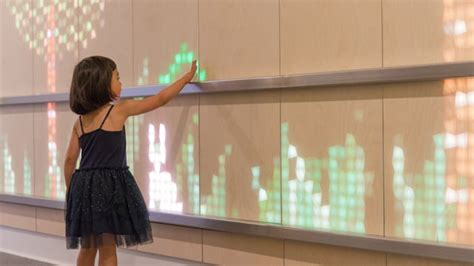 lumes lighted wall panels  awesomer