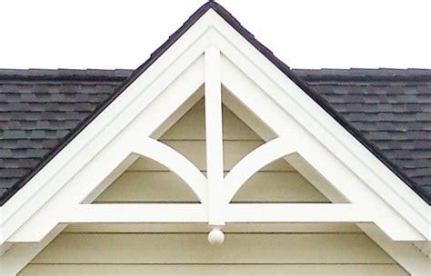 decorative gable gp200 with finial decorative gable