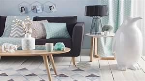 Style Deco Salon : comment agrandir visuellement un petit salon ~ Zukunftsfamilie.com Idées de Décoration