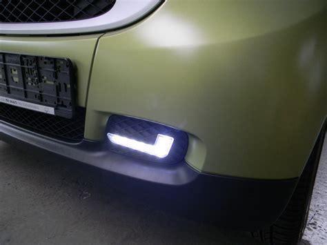 tagfahrlicht smart 451 tagfahrlicht smart led technik smart 451 vorfacelift