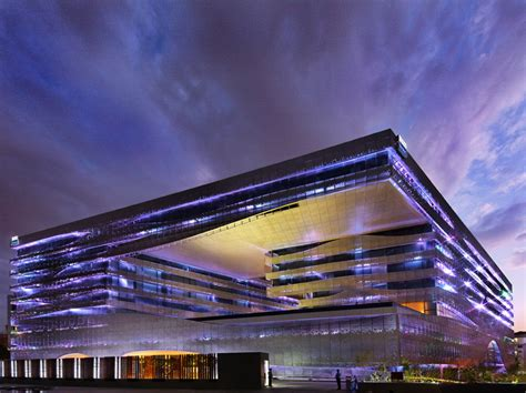 the park hotel hyderabad combines high performance design