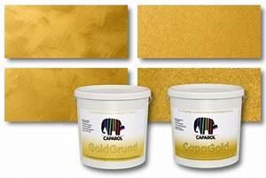 Goldene Punkte Wand : aktuell goldene momente mit capagold ~ Michelbontemps.com Haus und Dekorationen