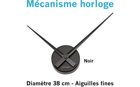 m 233 canisme horloge murale grandes aiguilles