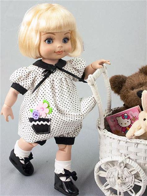 anne estelle  patsyhalf pint doll clothes pattern