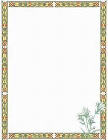 Free Printable Christmas Stationery Templates