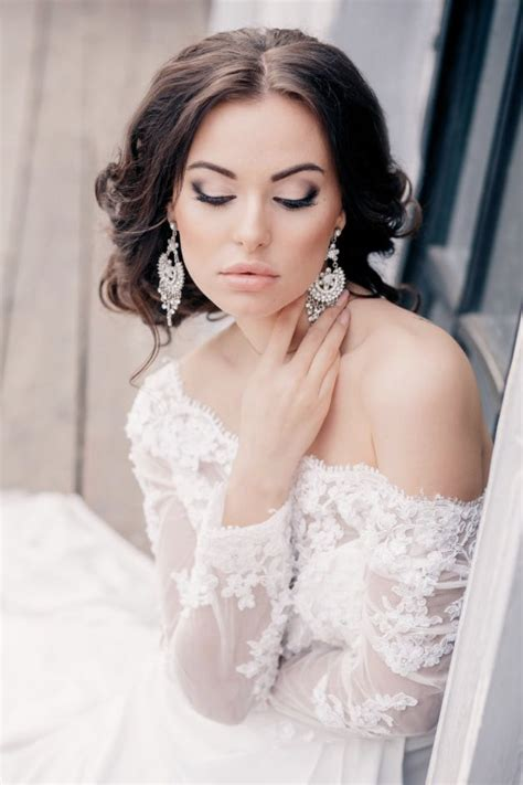 Incredibly Stunning Wedding Hairstyles MODwedding