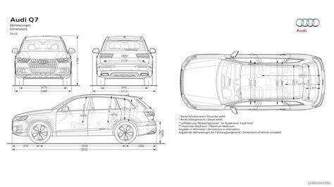 Audi Q7 Interior Dimensions by 2016 Audi Q7 Dimensions Hd Wallpaper 110 1920x1080
