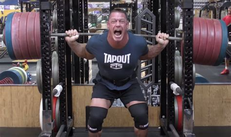 "John Cena The Bench Press Is ""a Worthless Test Of Skill"