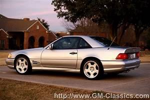ultra slow 1997 Mercedes-Benz 600SL Specs, Photos