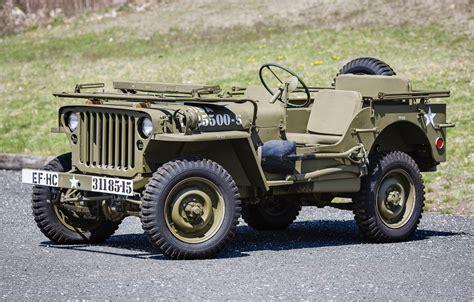 Jeep Willys Dal 1941 American Motors Torino