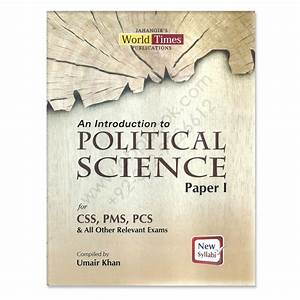 JWT Political S... Political Science