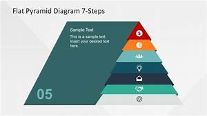 Pyramid Diagram Powerpoint Templates